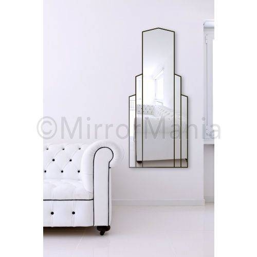 Best 25+ Minimalist Full Length Mirrors Ideas On Pinterest With Regard To Art Deco Full Length Mirrors (#16 of 20)