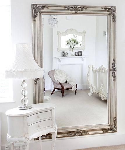 Best 25+ Mirror Furniture Ideas On Pinterest | Mirrored Furniture Throughout Grey Vintage Mirrors (#13 of 20)