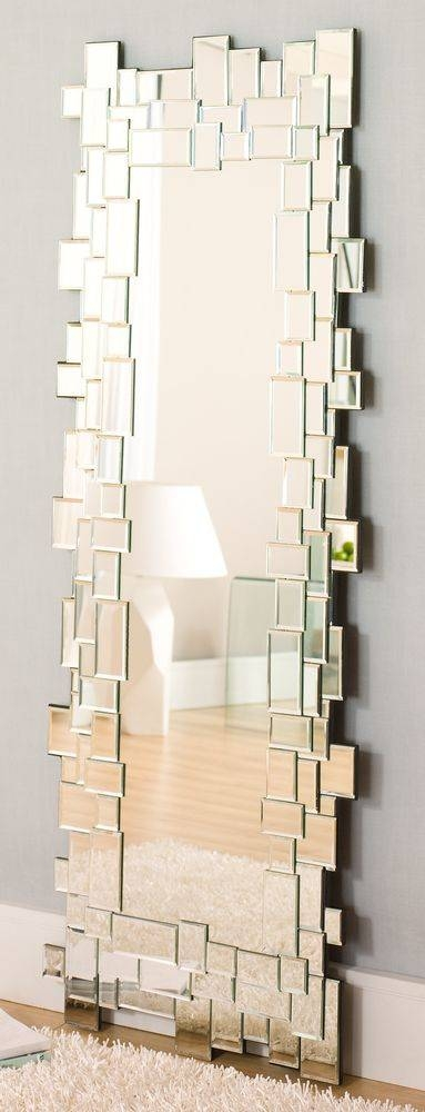 Best 25+ Mirror Ideas Ideas On Pinterest | Rustic Apartment Decor With Regard To Long Mirrors (#11 of 30)