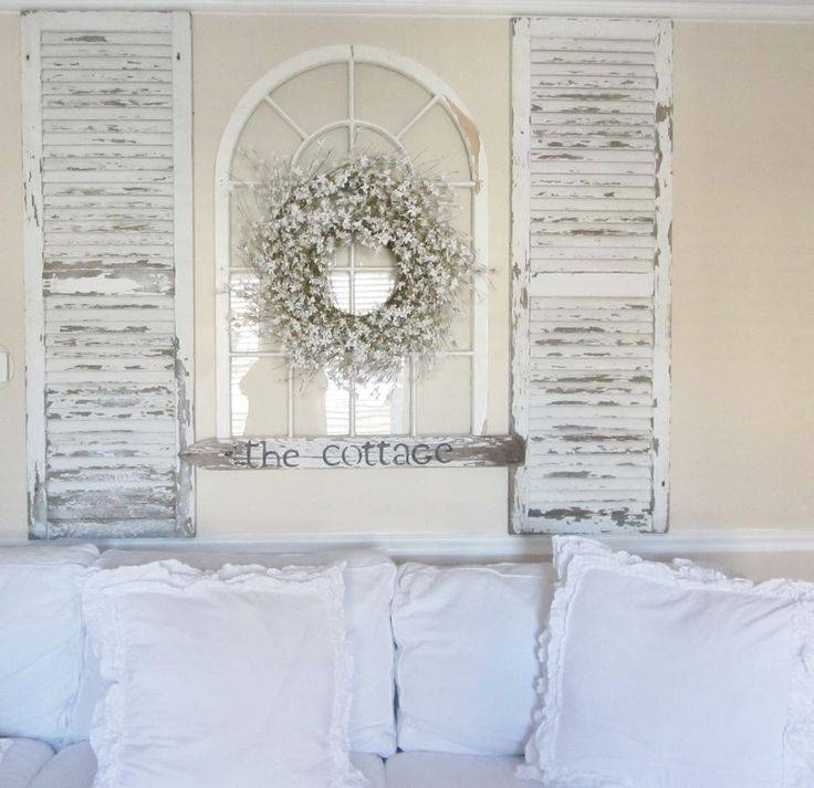 Best 25+ Mirror Over Couch Ideas On Pinterest | Diy Mirror, Cheap With Regard To Wall Mirrors With Shutters (#6 of 20)