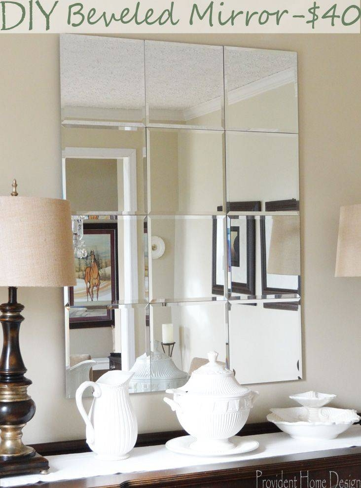 Best 25+ Mirror Tiles Ideas On Pinterest | Antique Mirror Tiles In Small Bevelled Mirrors (#10 of 30)