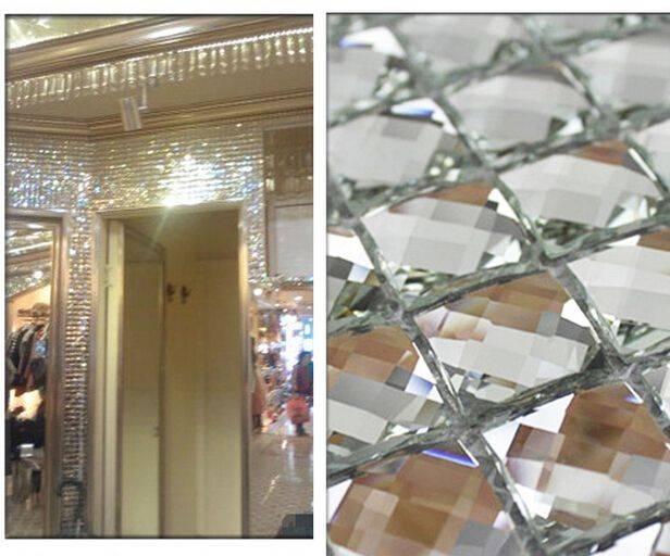 Best 25+ Mirror Tiles Ideas On Pinterest | Antique Mirror Tiles Intended For Small Bevelled Mirrors (#11 of 30)