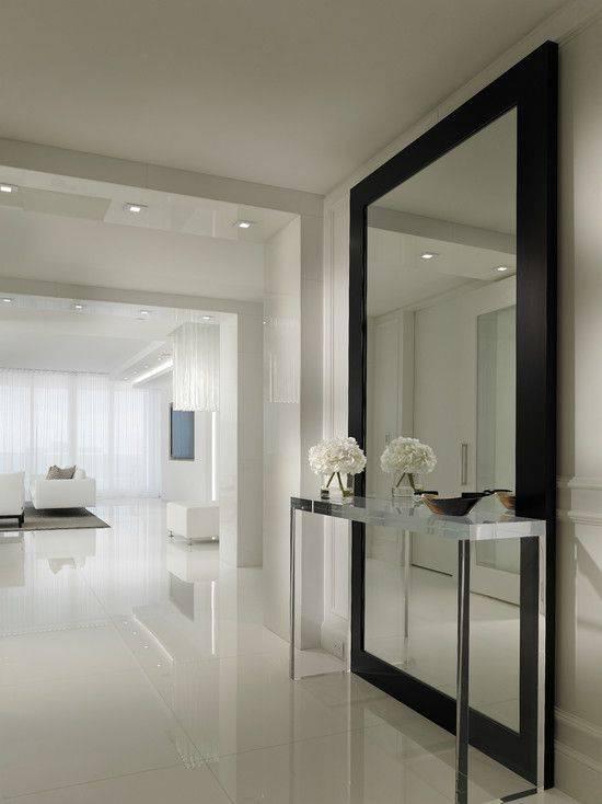 Best 25+ Mirror Walls Ideas On Pinterest | Scandinavian Wall Regarding Large Modern Mirrors (#5 of 20)