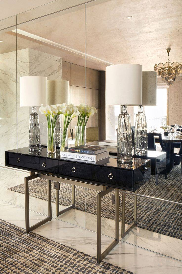 Best 25+ Mirrored Sideboard Ideas On Pinterest | Dining Room With Sideboard Mirror (#8 of 20)