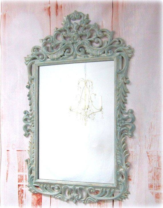 Best 25+ Mirrors For Sale Ideas Only On Pinterest | Wall Mirrors Regarding French Shabby Chic Mirrors (#13 of 20)