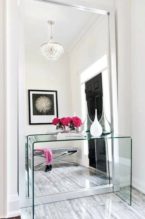 Best 25 Contemporary Houses Ideas On Pinterest: 20 Best Ideas Of Contemporary Hall Mirrors