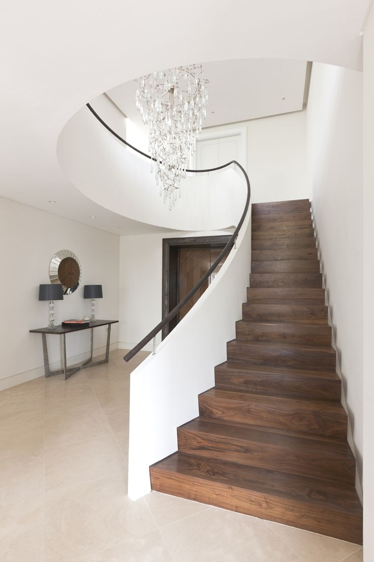 Best 25 Modern Staircase Ideas On Pinterest Modern Stairs Inside Contemporary Stair Treads (#4 of 20)