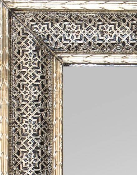 Best 25+ Moroccan Mirror Ideas On Pinterest | Handmade Framed For White Metal Mirrors (#10 of 20)