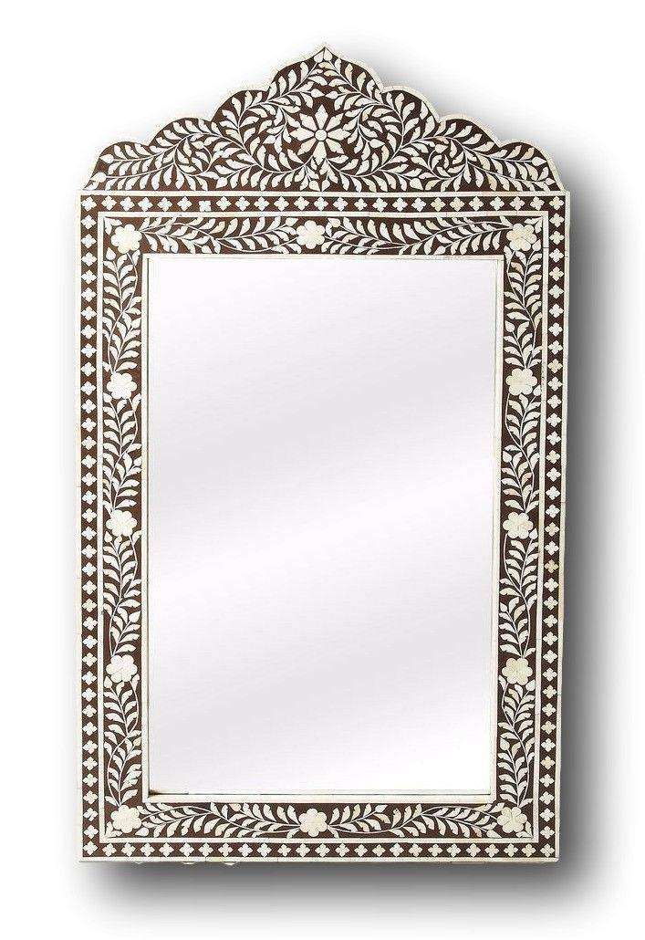 Best 25+ Old Mirrors Ideas On Pinterest | Antique Mirrors, Vintage Pertaining To Old Style Mirrors (#14 of 30)