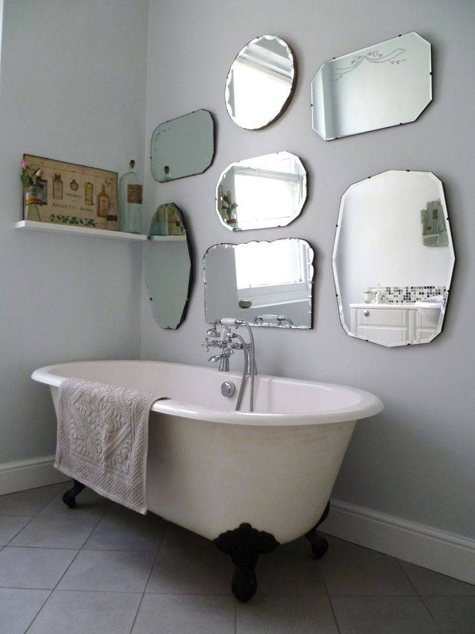 Best 25+ Old Mirrors Ideas On Pinterest | Antique Mirrors, Vintage With Vintage Style Mirrors (#5 of 20)