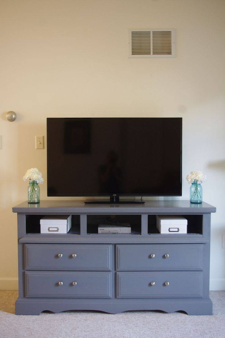 Best 25+ Old Tv Stands Ideas On Pinterest | Dresser Tv, Tv Stand In Sideboard Tv Stand (#8 of 20)