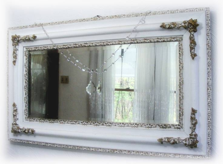 Best 25+ Ornate Mirror Ideas On Pinterest | Floor Mirrors, Large Pertaining To Large White Rococo Mirrors (#17 of 30)