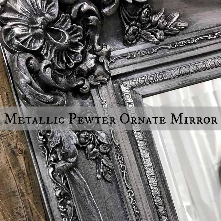 Best 25+ Ornate Mirror Ideas On Pinterest | Floor Mirrors, Large With Regard To Pewter Ornate Mirrors (#12 of 30)