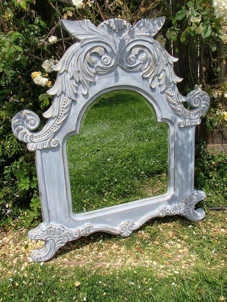 Best 25+ Ornate Mirror Ideas On Pinterest | Floor Mirrors, Large With Regard To Very Large Ornate Mirrors (View 13 of 20)