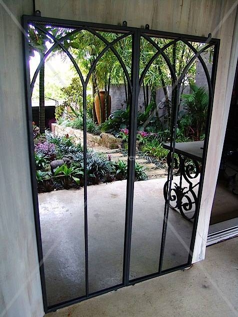 Inspiration About Best 25+ Outdoor Mirror Ideas On Pinterest | Garden  Mirrors For Large Outdoor