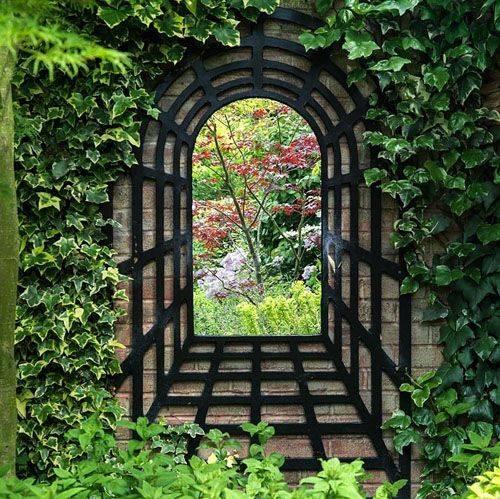 Best 25+ Outdoor Mirror Ideas On Pinterest   Garden Mirrors In Large Garden Mirrors (#17 of 30)