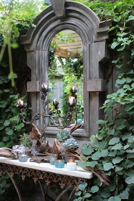 Best 25+ Outdoor Mirror Ideas On Pinterest | Garden Mirrors In Outside Garden Mirrors (#7 of 15)