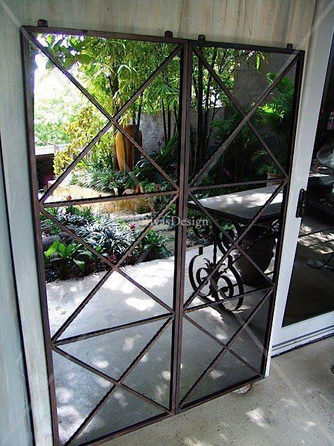 Best 25+ Outdoor Mirror Ideas On Pinterest   Garden Mirrors Intended For Metal Garden Mirrors (#13 of 30)