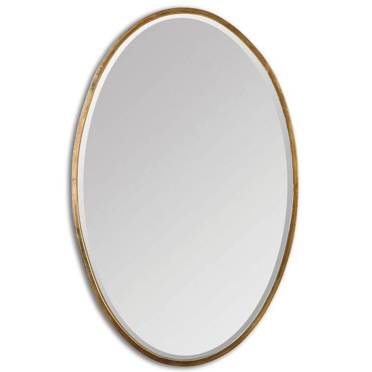 Best 25+ Oval Mirror Ideas On Pinterest | Studio Interior, Simple In French Oval Mirrors (#14 of 30)