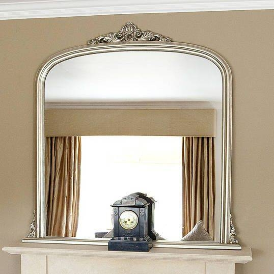 Best 25+ Overmantle Mirror Ideas On Pinterest | Mirror Above Inside Overmantle Mirrors (#7 of 20)