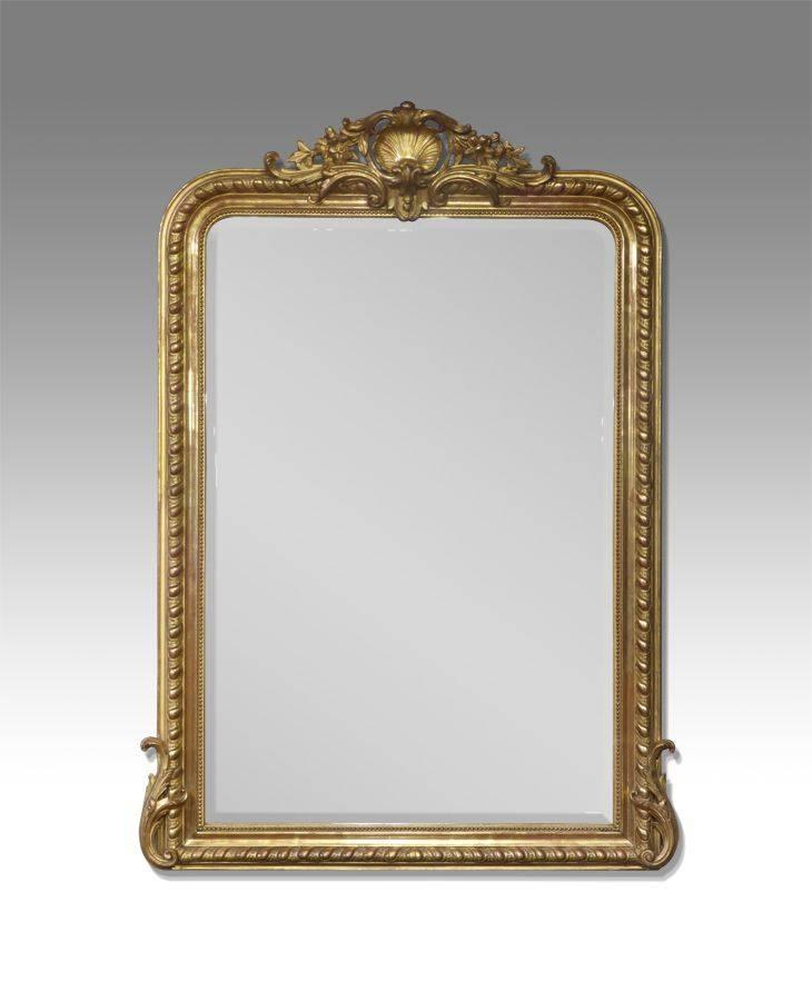Best 25+ Overmantle Mirror Ideas On Pinterest | Mirror Above Intended For Vintage Overmantle Mirrors (#11 of 20)