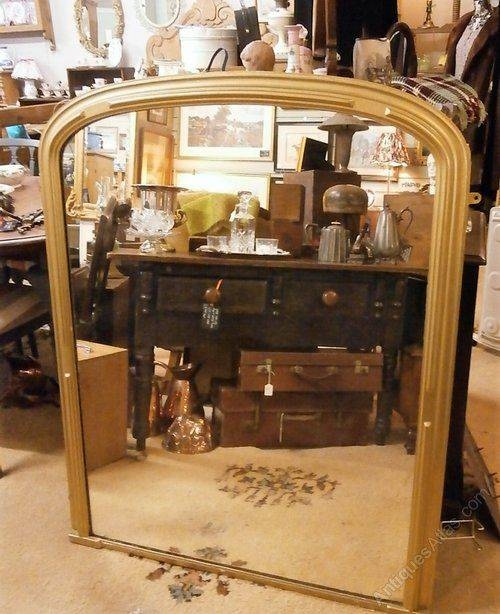 Best 25+ Overmantle Mirror Ideas On Pinterest | Mirror Above Intended For Wooden Overmantle Mirrors (#20 of 30)