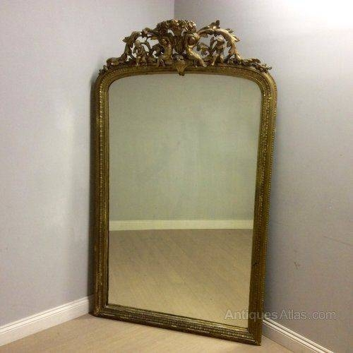 Best 25+ Overmantle Mirror Ideas On Pinterest | Mirror Above Pertaining To Large Gilt Mirrors (#12 of 20)
