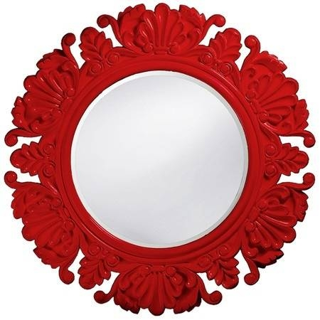 Best 25+ Red Mirror Ideas Only On Pinterest | Cat Sunglasses, Cute Intended For Red Wall Mirrors (#7 of 30)