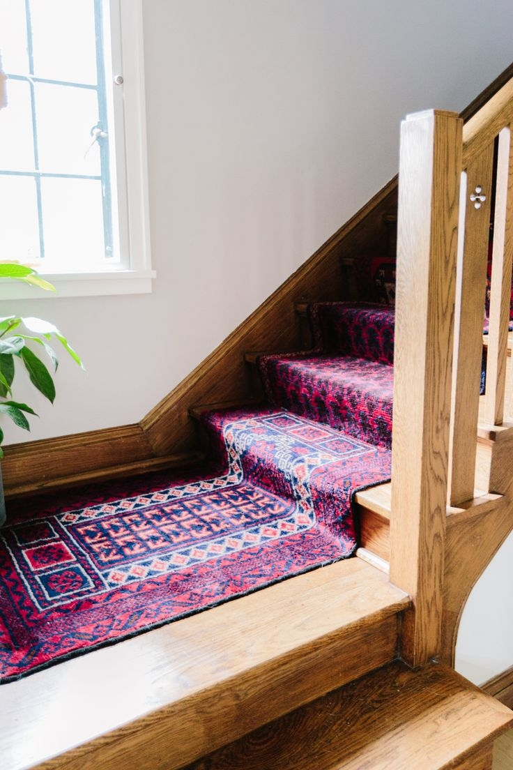 Best 25 Rugs For Stairs Ideas On Pinterest Carpet Runners For Within Rugs For Staircases (#10 of 20)