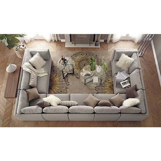Best 25 Sectional Sofas Ideas On Pinterest Big Couch Couch For Sectinal Sofas (View 2 of 15)