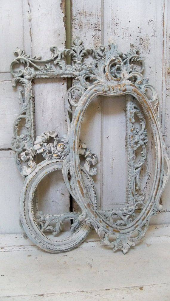 Best 25 30 Inch Vanity Ideas On Pinterest: 30 Best Of Shabby Chic White Distressed Mirrors