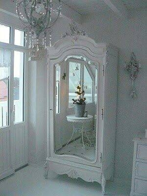Best 25+ Shabby Chic Mirror Ideas On Pinterest | Shaby Chic With Shabby Chic Long Mirrors (#13 of 30)