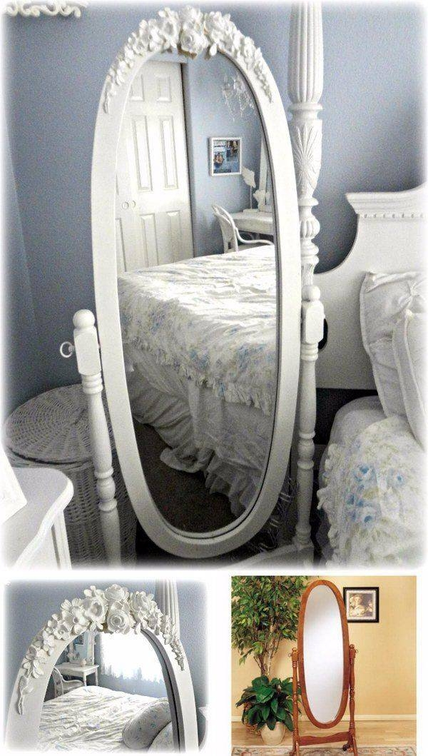 Best 25+ Shabby Chic Mirror Ideas On Pinterest | Shaby Chic With Vintage Shabby Chic Mirrors (View 17 of 20)