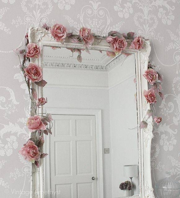 Best 25+ Shabby Chic Mirror Ideas On Pinterest | Shaby Chic Within Shabby Chic Floor Standing Mirrors (#22 of 30)