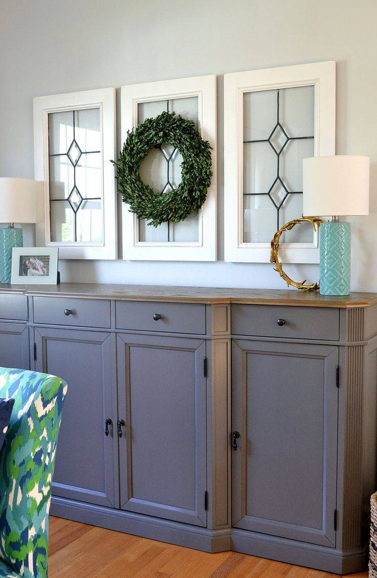 Best 25+ Sideboard Buffet Ideas On Pinterest | Dining Room Throughout Narrow Sideboards (#1 of 20)