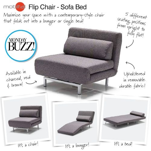 Best 25 Single Sofa Bed Chair Ideas On Pinterest Apartment Regarding Single Chair Sofa Beds (View 8 of 15)