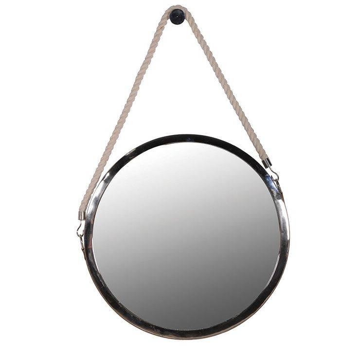 Best 25+ Small Round Mirrors Ideas On Pinterest   Small Hall Regarding Black Circle Mirrors (#8 of 20)