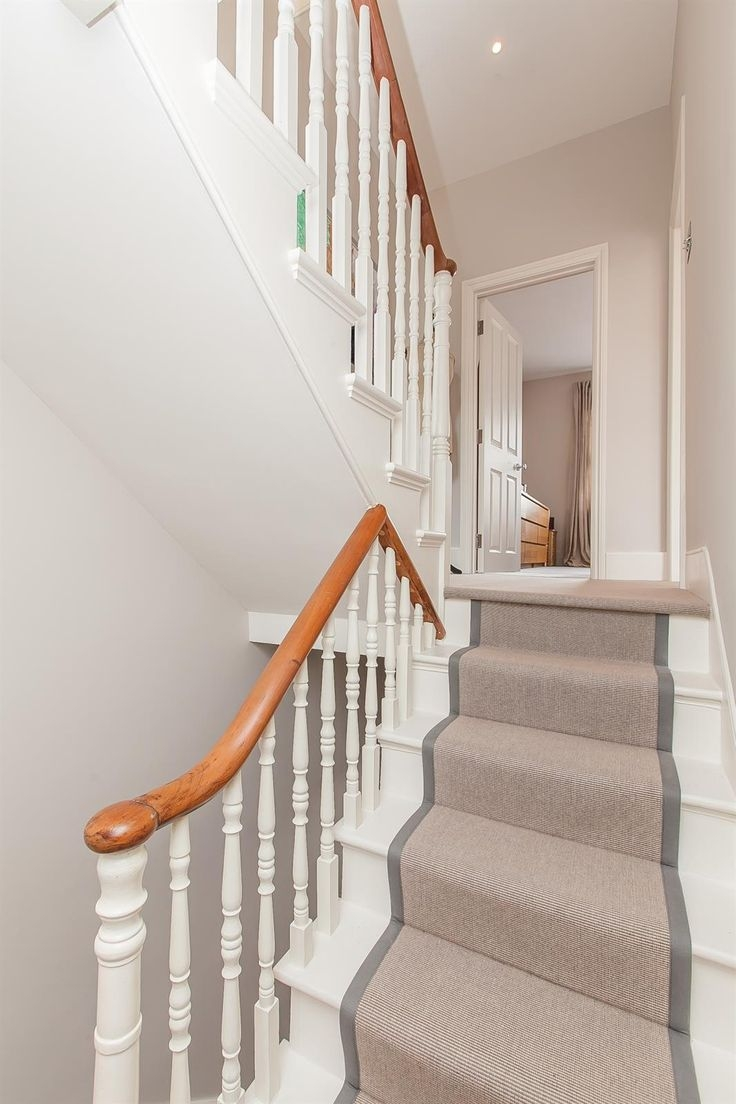Best 25 Stair Box In Bedroom Ideas On Pinterest: 20 Best Of Carpet Runners For Stairs And Hallways