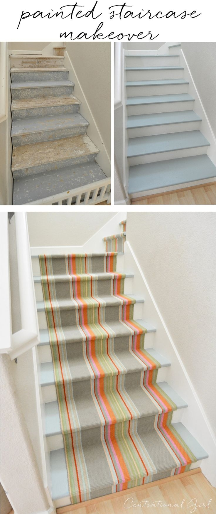 Best 25 Striped Carpet Stairs Ideas Only On Pinterest Grey In Striped Hallway Runners (#3 of 20)