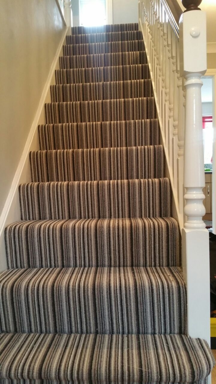 Best 25 Striped Carpet Stairs Ideas Only On Pinterest Grey Throughout Striped Hallway Runners (#4 of 20)