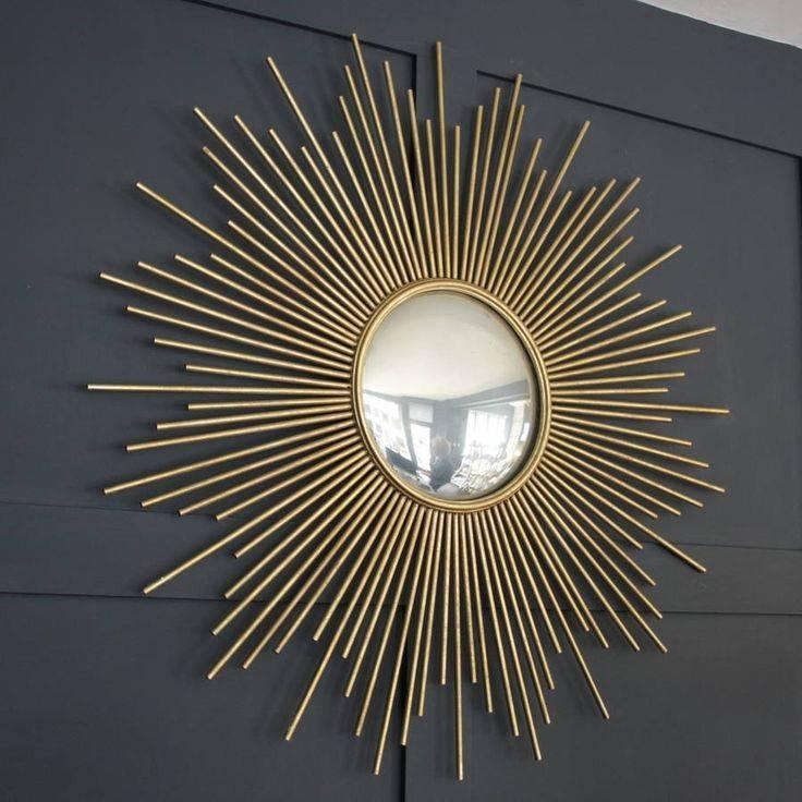Best 25+ Sunburst Mirror Ideas Only On Pinterest | Gold Sunburst Inside Large Sunburst Mirrors (#7 of 20)