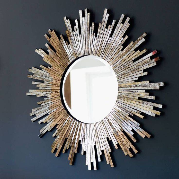 Best 25+ Sunburst Mirror Ideas Only On Pinterest | Gold Sunburst With Extra Large Sunburst Mirrors (#7 of 20)