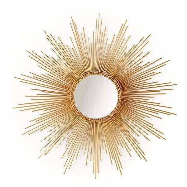 Best 25+ Sunburst Wall Decor Ideas On Pinterest | Diy Living Room With Regard To Large Sun Shaped Mirrors (#10 of 20)