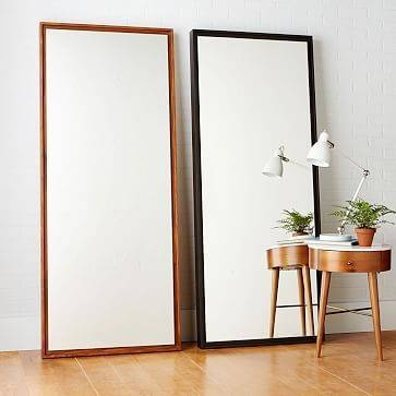 Best 25+ Tall Mirror Ideas On Pinterest | Long Mirror, Natural Pertaining To Tall Narrow Mirrors (View 16 of 30)