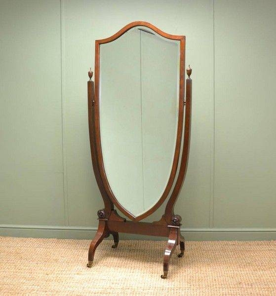 Best 25+ Teal Full Length Mirrors Ideas Only On Pinterest | Yellow Throughout Full Length Antique Dressing Mirrors (#15 of 30)