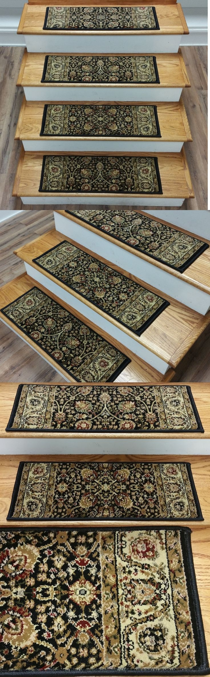 Best 25 Traditional Stair Tread Rugs Ideas Only On Pinterest Intended For Basket Weave Washable Indoor Stair Tread Rugs (#15 of 20)