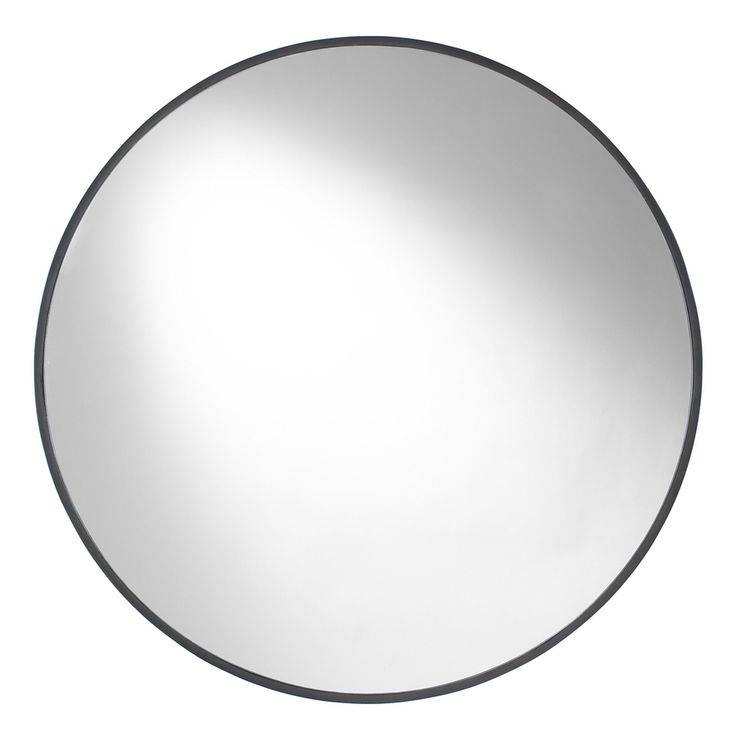 Best 25+ Transitional Wall Mirrors Ideas On Pinterest Within Large Round Black Mirrors (View 28 of 30)