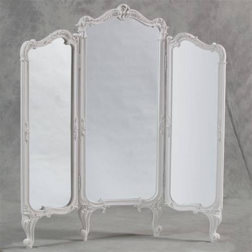 Best 25+ Tri Fold Mirror Ideas On Pinterest   Dressing Room Mirror Regarding Vintage Long Mirrors (View 8 of 30)