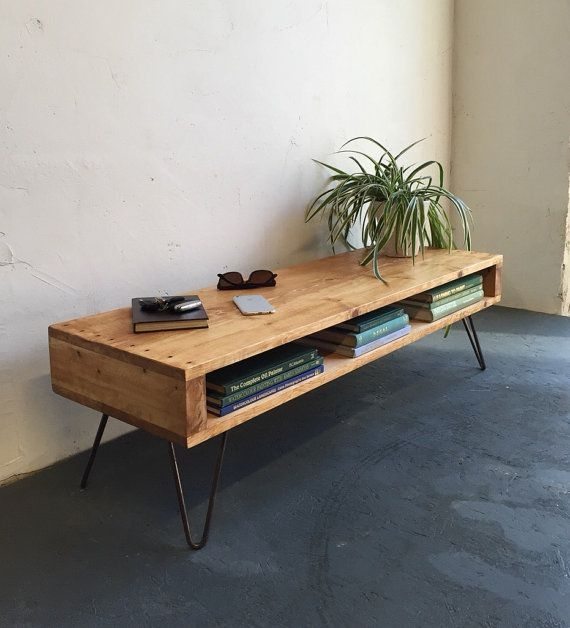 Best 25 Tv Tables Ideas On Pinterest Tv Table Stand Rustic Tv Throughout Low Sofa Tables (#3 of 15)