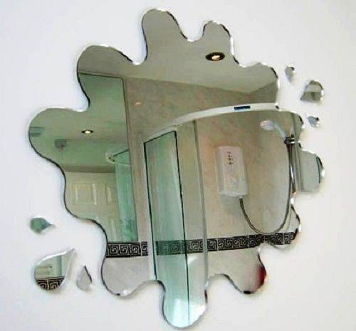 Best 25+ Unique Mirrors Ideas On Pinterest | Cool Mirrors, Wall In Odd Shaped Mirrors (#4 of 20)